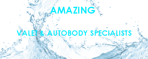 Amazing Car Care car cleaning services with an auto valet and auto-glaze service